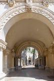 Abadía de Lérins, Francia Foto de archivo