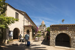 Abadía de Lérins, Francia Imagen de archivo libre de regalías
