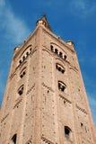 Abadía de la basílica de San Mercuriale en Forlì Fotografía de archivo