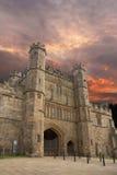 Abadía de la batalla de Hastings Foto de archivo libre de regalías