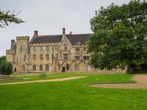 Abadía de la batalla en Hastings Fotos de archivo