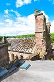 Abadía de la colada Fotos de archivo libres de regalías