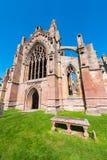 Abadía de la colada Foto de archivo