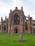 Abadía de la colada, Escocia Imagen de archivo libre de regalías