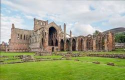 Abadía de la colada, Escocia Fotografía de archivo libre de regalías