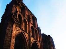 Abadía de la cucaracha, maltby, Yorkshire, Reino Unido fotografía de archivo libre de regalías