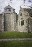 Abadía de la iglesia de monasterio Foto de archivo