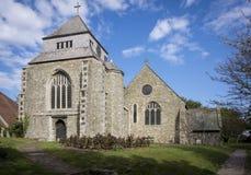 Abadía de la iglesia de monasterio Imagen de archivo libre de regalías
