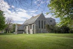 Abadía de la iglesia de monasterio Fotografía de archivo