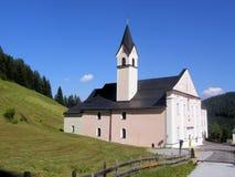 Abadía de la montaña Fotos de archivo libres de regalías
