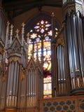 Abadía de la rozadura del St Fotos de archivo