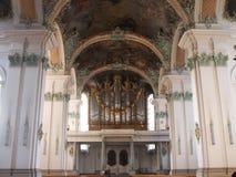 Abadía de la rozadura del St Fotografía de archivo