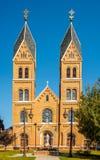 Abadía de la suposición - benedictino Dakota del Norte Fotos de archivo