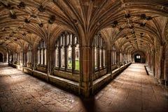 Abadía de Lacock Imagen de archivo libre de regalías