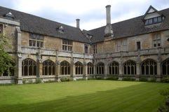 Abadía de Lacock Fotografía de archivo libre de regalías