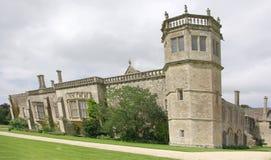 Abadía de Lacock Foto de archivo libre de regalías