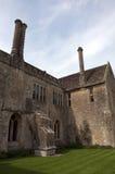Abadía de Lacock en Wiltshire Foto de archivo libre de regalías