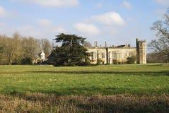 Abadía de Lacock. Wiltshire. Inglaterra Fotos de archivo libres de regalías