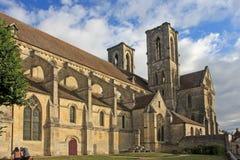 Abadía de Laon Imágenes de archivo libres de regalías