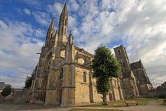 Abadía de Laon, Francia Fotografía de archivo libre de regalías