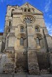 Abadía de Laon, Francia Imágenes de archivo libres de regalías