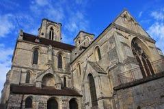 Abadía de Laon, Francia Fotos de archivo libres de regalías