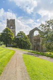 Abadía de las fuentes Fotografía de archivo libre de regalías