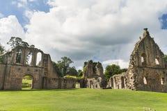 Abadía de las fuentes Imagenes de archivo