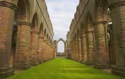 Abadía de las fuentes Imagen de archivo