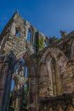 Abadía de las fuentes en Yorkshire, Inglaterra Fotografía de archivo
