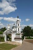 Abadía de las mujeres en Maloyaroslavets Imagen de archivo