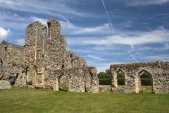Abadía de Leiston, Suffolk, Inglaterra Imagen de archivo libre de regalías