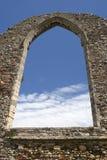 Abadía de Leiston, Suffolk, Inglaterra Imagen de archivo