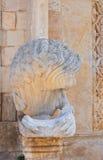 Abadía de Leonardo del St. Manfredonia. Puglia. Italia. Fotos de archivo libres de regalías