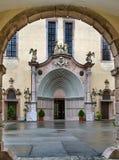 Abadía de Lilienfeld, Austria Imagen de archivo
