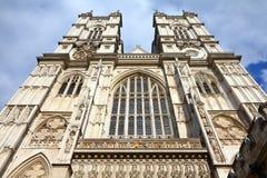 Abadía de Londres - de Westminster Imágenes de archivo libres de regalías