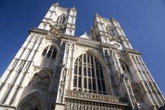 Abadía de Londres Westminster Imagenes de archivo