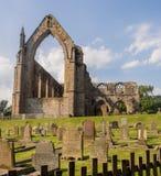 Abadía de los visitantes Imágenes de archivo libres de regalías