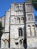 Abadía de Malmesbury, Wiltshire, Inglaterra Imagen de archivo