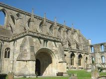 Abadía de Malmesbury, Wiltshire, Inglaterra Fotografía de archivo
