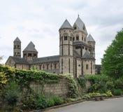 Abadía de Maria Laach Fotos de archivo libres de regalías