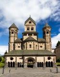 Abadía de Maria Laach Foto de archivo