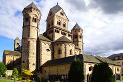 Abadía de Maria Laach. Fotografía de archivo