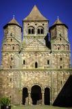 Abadía de Marmoutier Imagen de archivo