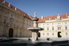 Abadía de Melk, Austria Fotos de archivo libres de regalías
