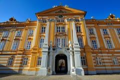 Abadía de Melk - Austria Fotos de archivo