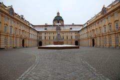 Abadía de Melk, Austria Fotografía de archivo libre de regalías