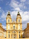 Abadía de Melk, Austria Foto de archivo libre de regalías