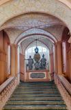 Abadía de Melk, Austria Imagen de archivo