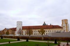 Abadía de Melk en Austria Imágenes de archivo libres de regalías